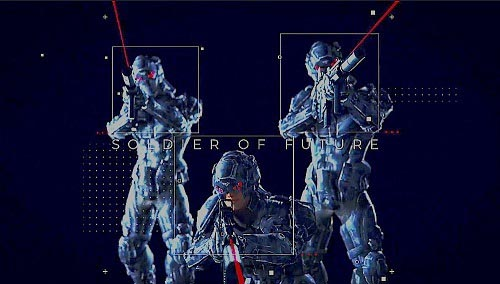 Soldiers Of The Future 839287 - Project for After Effects