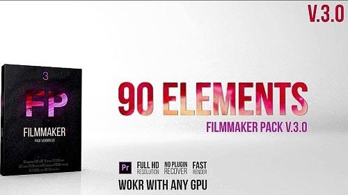 Filmmaker Pack v3.0 208489 - Premiere Pro Presets