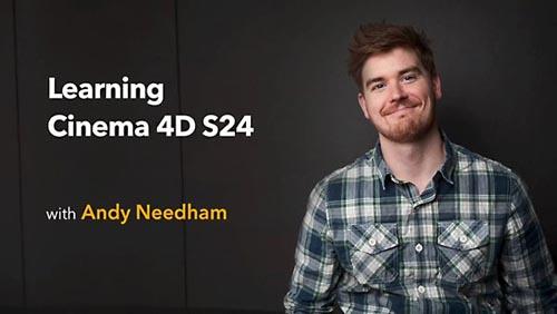 LinkedIn - Learning Cinema 4D S24