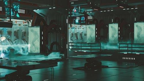 Udemy - Creating A Si-fi Environment - Bio Lab