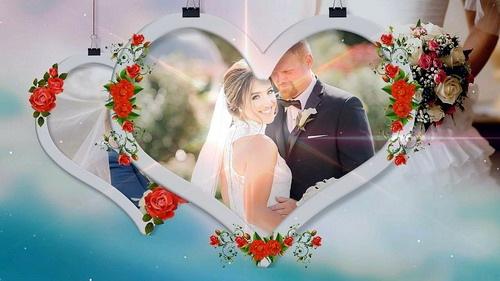 ProShow Producer - Wedding PSP Slideshow