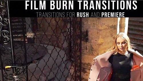 Film Burns 214036 - Premiere Rush Templates