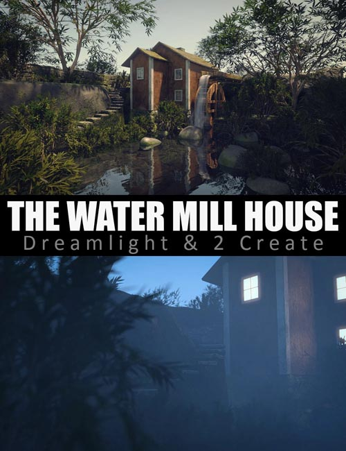 The Water Mill House