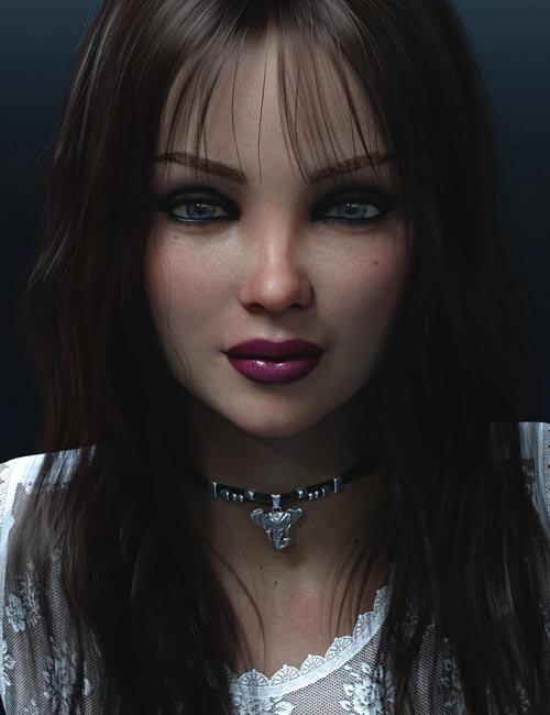 Mckenzie HD for Genesis 8.1 Female