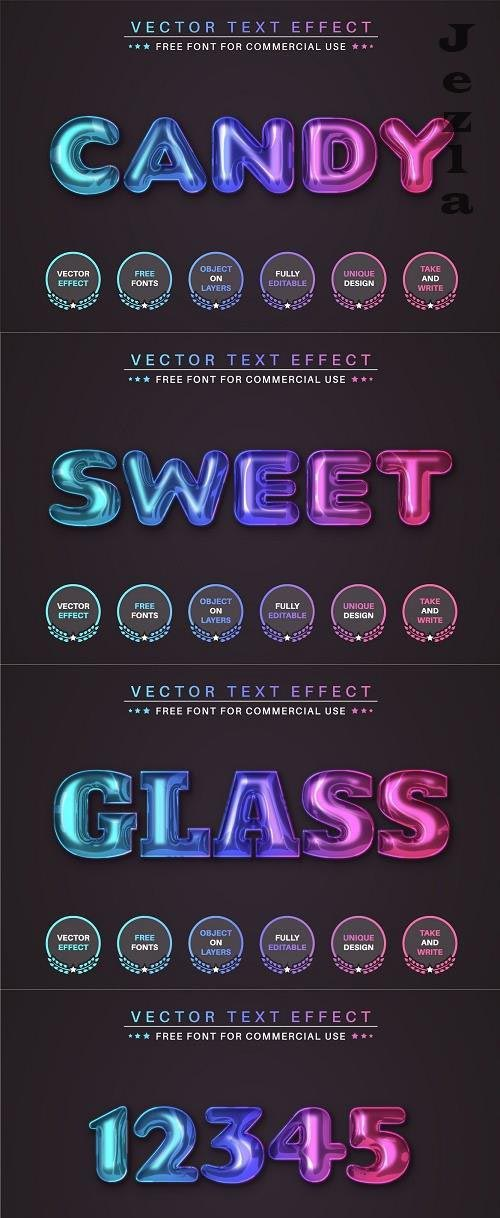Candy - Editable Text Effect, Font Style - 1559977