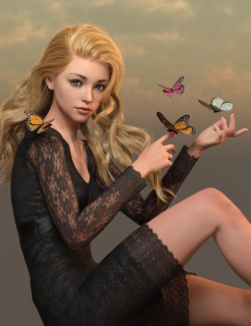 Kuo for Genesis 8.1 Female
