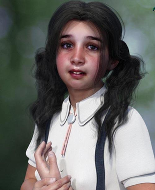 Amelie For Genesis 8 Female