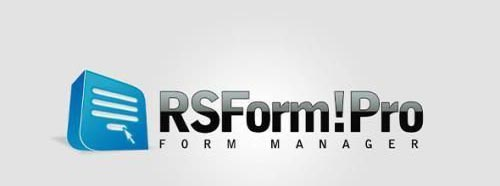 RSJoomla - RSForm!Pro v3.0.11 - Joomla Form Builder and Manager