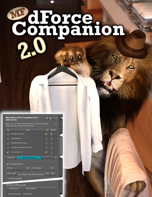 dForce Companion 2.0