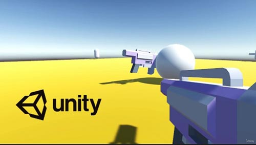 Udemy - Unity Simple Battle Royale with Networking for Beginners