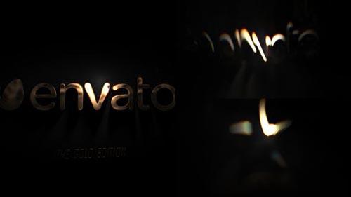 Videohive - Gold Luxury Logo - 32068797