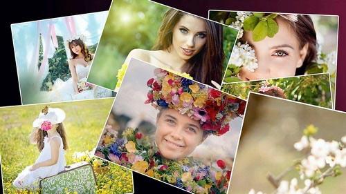 ProShow Producer - Flower Girls