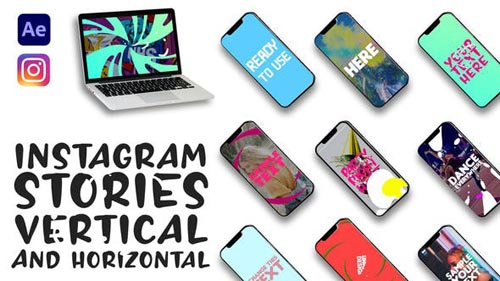 Videohive - Instagram Stories | After Effects - 32050013