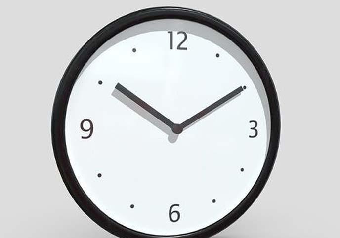 CC0 - Wall Clock 3