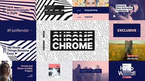 Videohive - Chrome Opener - 29932365