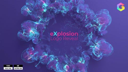 Videohive - eXplosion Logo Reveal - 32024197