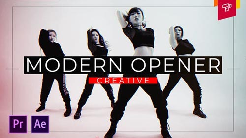 Videohive - Creative Modern Opener - 31981254