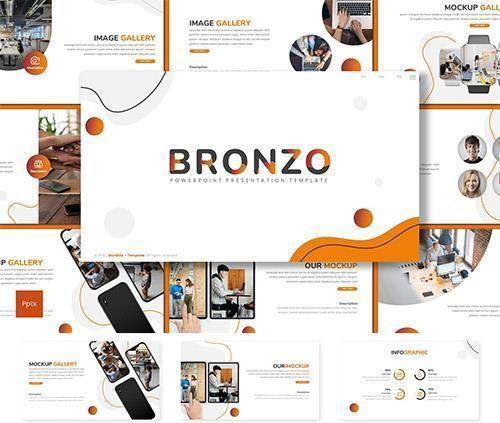Bronzo - Business Powerpoint Template