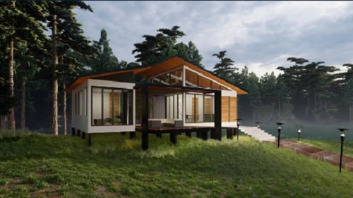 Skillshare - SketchUp to Lumion realistic rendering