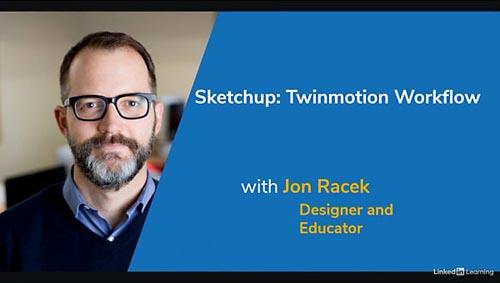 LinkedIn - SketchUp Pro: Twinmotion Workflow
