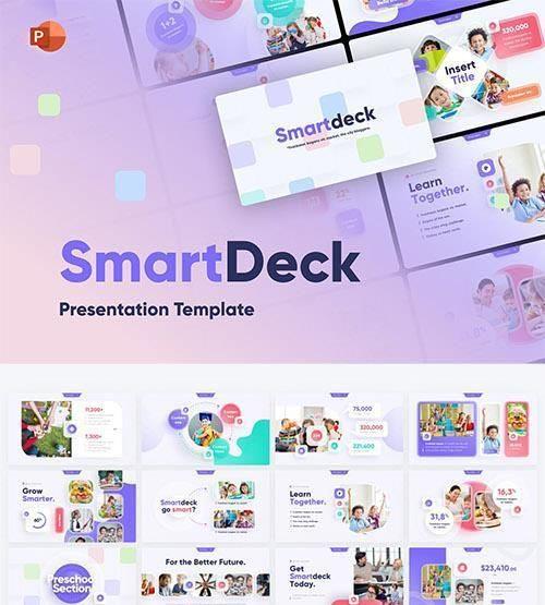 Smartdeck Education PowerPoint Presentation
