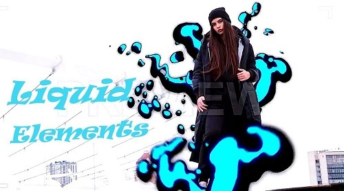Liquid Elements 971131 - Project for After Effects