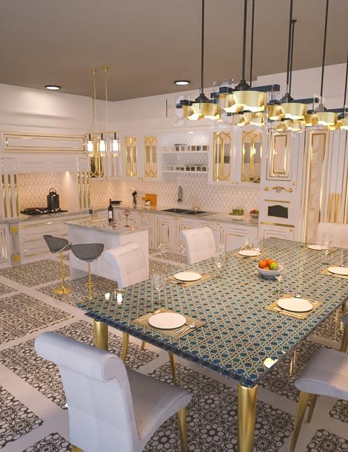Arabic Kitchen