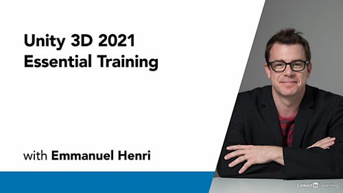 LinkedIn - Unity 3D 2021 Essential Training