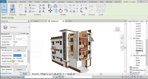 Udemy - Revit Rendering from beginning to Pro