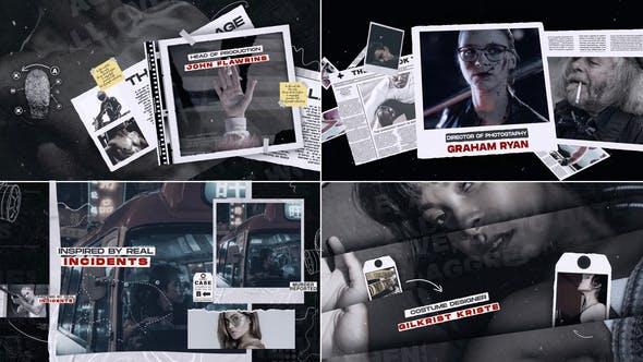 Videohive - Film Credits   Movie Trailer - 32427433