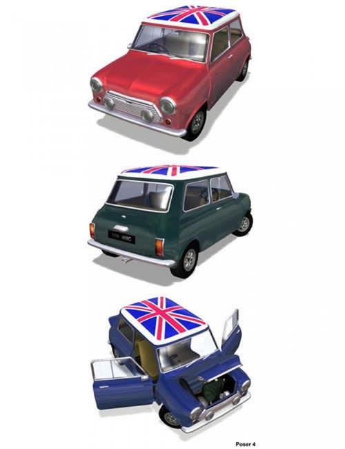 1968 EU Compact Car