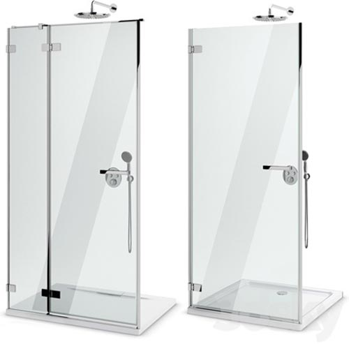 Shower enclosures and doors Radaway | Arta set 101