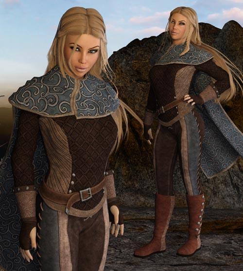 BLACKHAT - Night Guard for Genesis 3 Females
