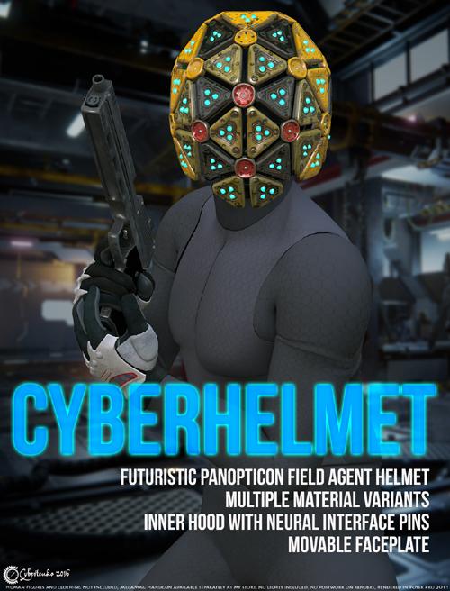 Cyberhelmet