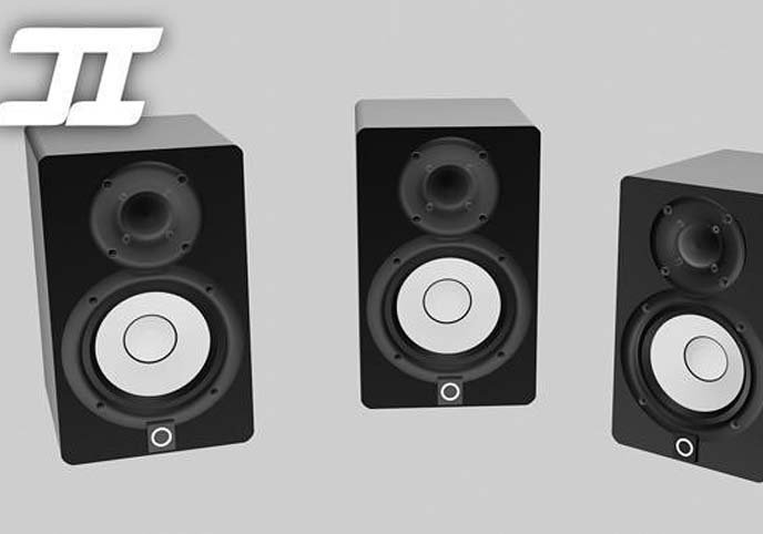 Studio Monitor Yamaha HS Series