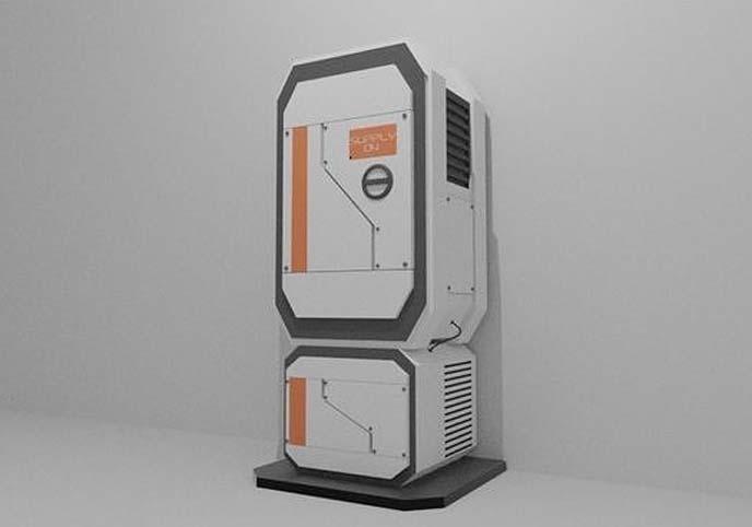 Sci fi box