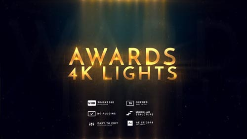 Videohive - Awards | 4K Lights - 27688415