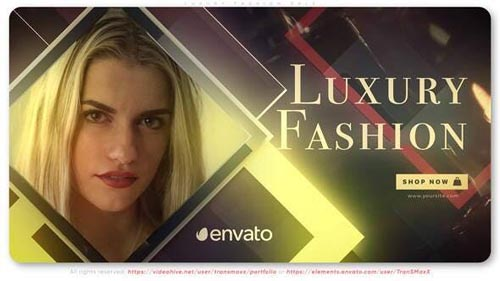 Videohive - Luxury Fashion Sale - 31971499