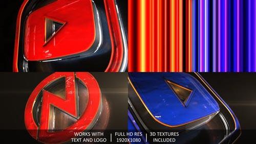 Videohive - Broadcast 3D Logo Opener - 31649783