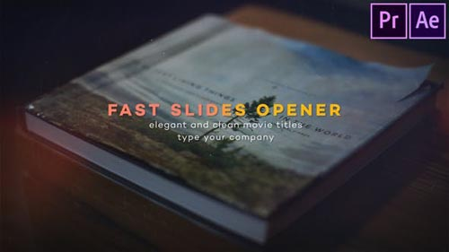 Videohive - Fast Photo Logo Reveal - 22715198