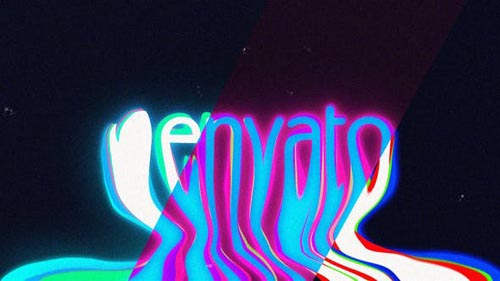 Videohive - Trippy Logo Distortions 3 in 1 - 31922301
