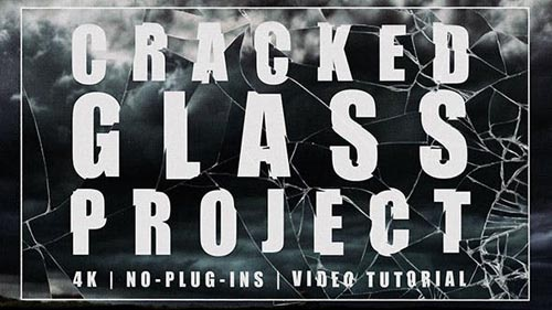 Videohive - Cracked Glass Project - 19416036