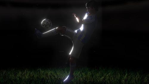 Videohive - Soccer Kick Logo - 31927376