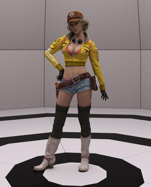 Cindy Aurum for G8F and G8.1F