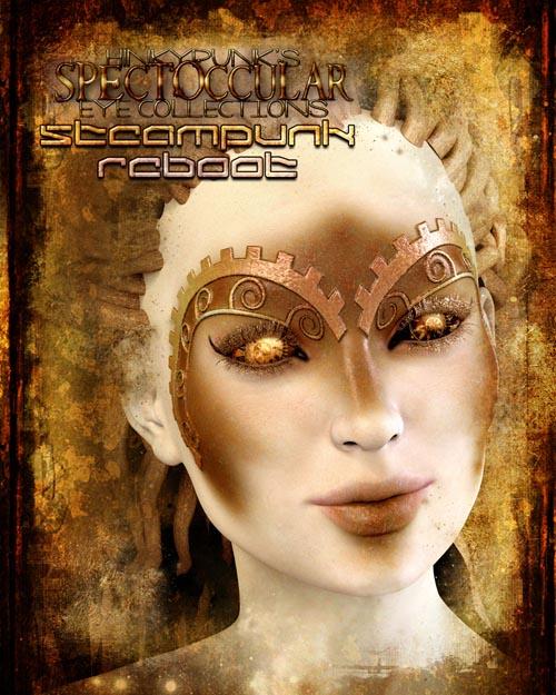 Hinky's Spect-Occular Eyes 1 REBOOT - G3/V7 MR