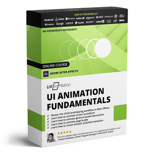 UX in Motion - UI Animation Fundamentals