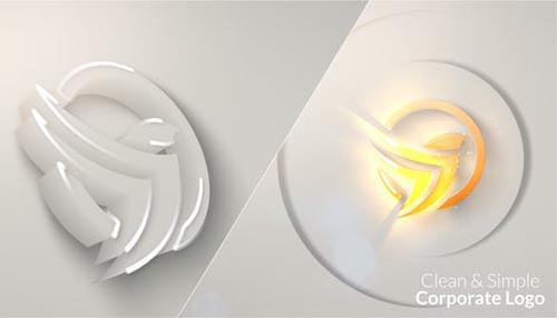 Videohive - Clean & Simple Corporate Logo Reveal - 31325813