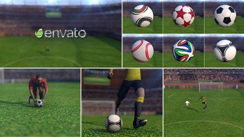 Videohive - Soccer Intro - 25065711