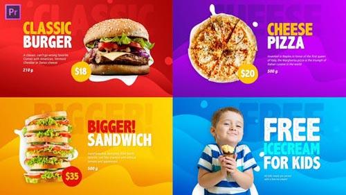 Videohive - Food Menu Promo - 31870165