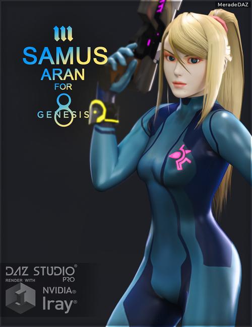 Samus Aran for Genesis 8 and 8.1 Female